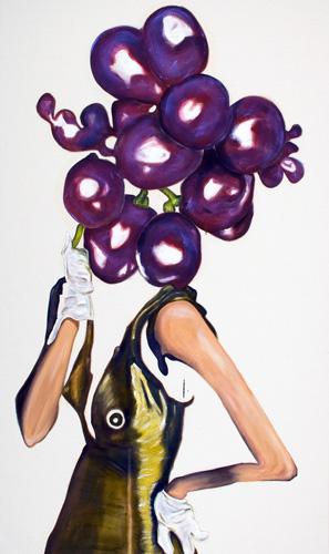 Grape Woman