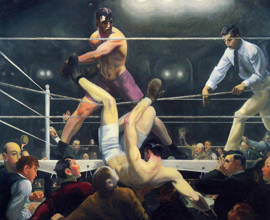 Dempsey Fight